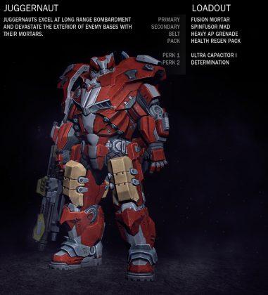Blood Eagle Juggernaut