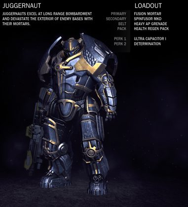 Diamond Sword Juggernaut