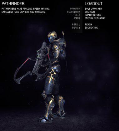 Diamond Sword Pathfinder