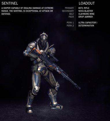 Diamond Sword Sentinel