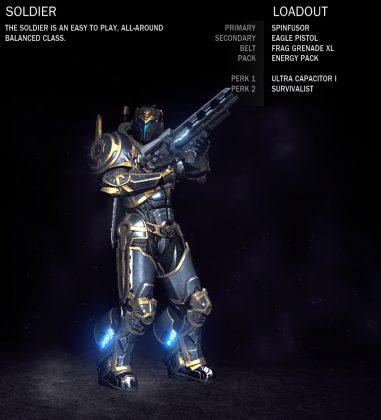 Diamond Sword Soldier
