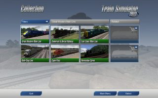 Train Simulator 2012が2013に