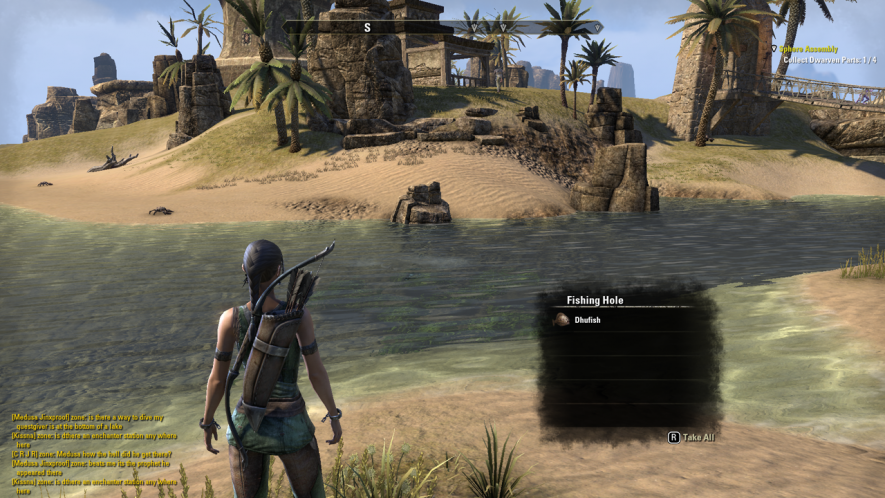 eso fishing