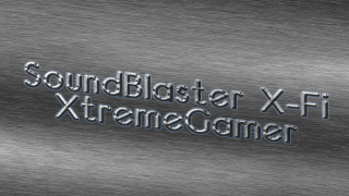 [Windows10]Creative SoundBlaster X-Fi XtremeGamerを使い続ける