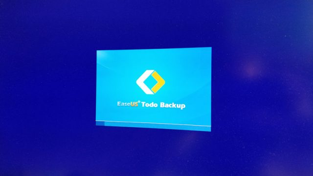 EaseUS Todo Backup Bootable